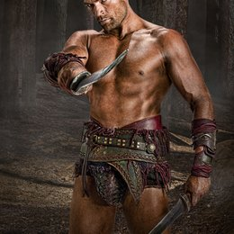 Spartacus: Vengeance (2. Staffel, 10 Folgen) / Spartacus: Blood and Sand / Liam McIntyre / Spartacus: Complete Box Poster