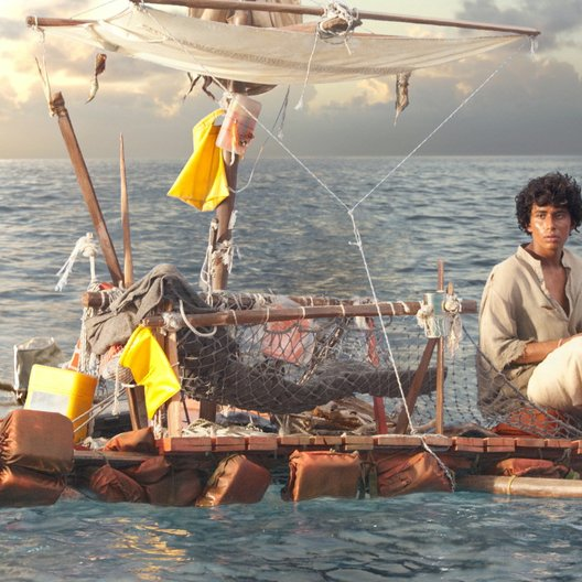 Life of Pi - Schiffbruch mit Tiger / Life of Pi: Schiffbruch mit Tiger / Suraj Sharama