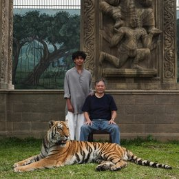 Life of Pi - Schiffbruch mit Tiger / Life of Pi: Schiffbruch mit Tiger / Set / Ang Lee Poster
