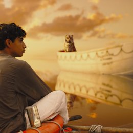 Life of Pi - Schiffbruch mit Tiger / Life of Pi: Schiffbruch mit Tiger / Suraj Sharama Poster