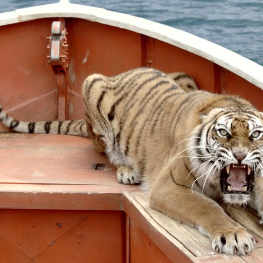 Life of Pi - Schiffbruch mit Tiger / Life of Pi: Schiffbruch mit Tiger Poster