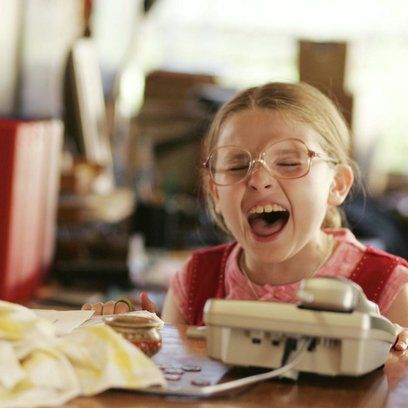 Little Miss Sunshine / Abigail Breslin Poster