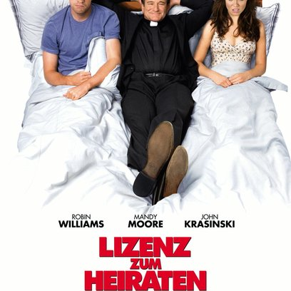 Lizenz zum Heiraten / License to Wed Poster