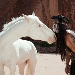 Lone Ranger / Johnny Depp