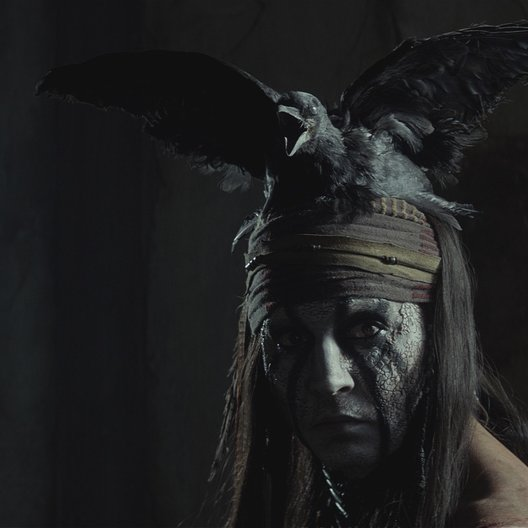 Lone Ranger, The / Johnny Depp