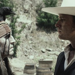 Lone Ranger, The / Johnny Depp / Armie Hammer
