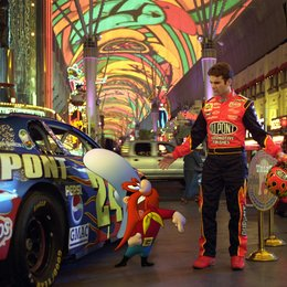 Looney Tunes: Back in Action Jeff Gordon Poster
