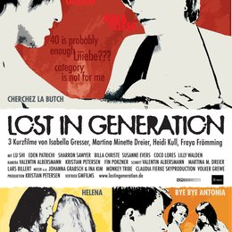 Lost In Generation Poster