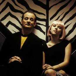 Lost in Translation / Bill Murray / Scarlett Johansson Poster