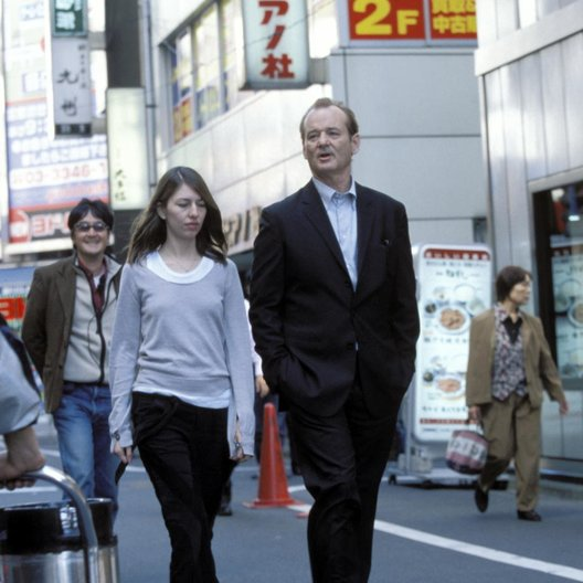 Lost in Translation / Sofia Coppola / Bill Murray / Set