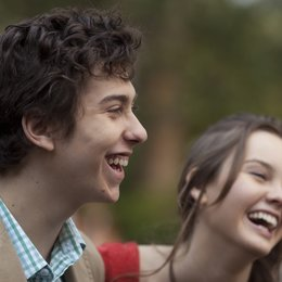 Stuck in Love / Nat Wolff / Liana Liberato Poster