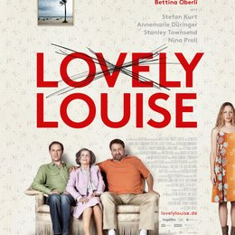 Lovely Louise Poster
