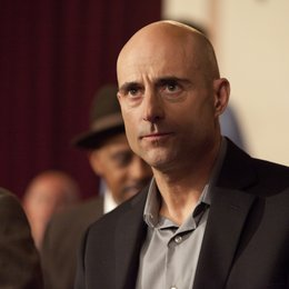 Low Winter Sun / Mark Strong Poster