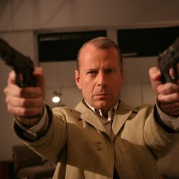 Lucky Number Slevin / Lucky # Slevin / Bruce Willis Poster