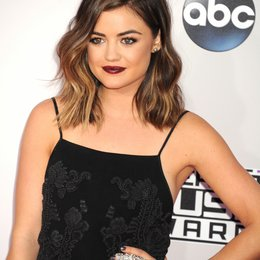 Hale, Lucy / American Music Awards 2014, Los Angeles Poster