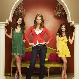 Privileged / Ashley Newbrough / JoAnna Garcia / Lucy Hale Poster