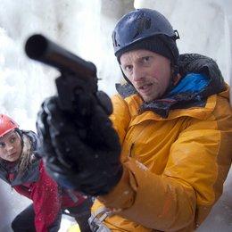 Bergretter: Gefangen im Eis, Die (ZDF) / Luise Bähr / Martin Gruber Poster