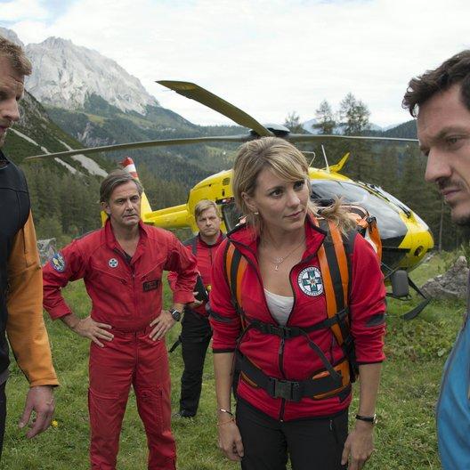 Bergretter: Wettersturz, Die (ZDF) / Markus Brandl / Martin Gruber / Robert Lohr / Luise Bähr Poster