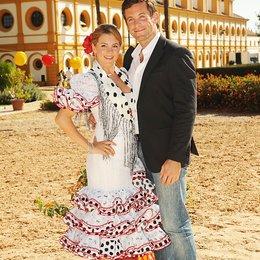 Kreuzfahrt ins Glück: Hochzeitsreise nach Sevilla (ZDF / ORF) / Luise Bähr / Jan Hartmann Poster