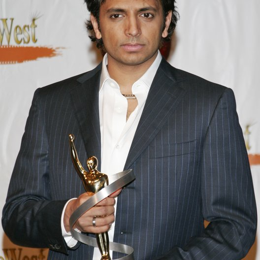 "Shyamalan, M. Night / ""Director of the Year"" / 32. ShoWest Awards 2006 in Las Vegas Poster"
