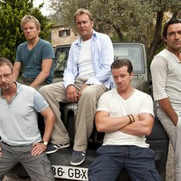 Mad Dogs - Staffel 1 Poster