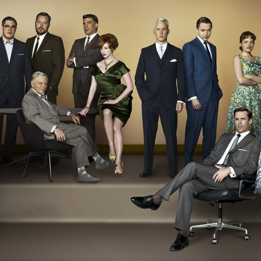 Mad Men - Season Two Poster