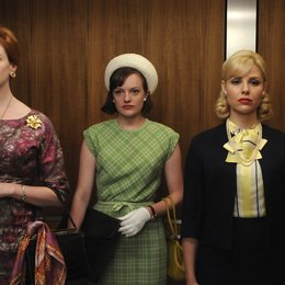 Mad Men - Season Four / Christina Hendricks / Elisabeth Moss Poster