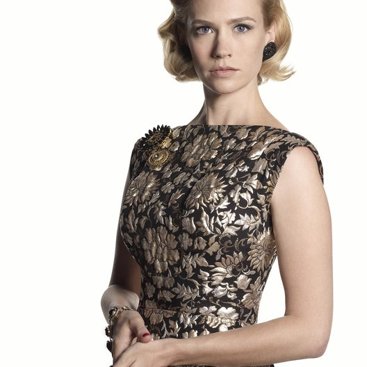 Mad Men - Season Four / January Jones Poster