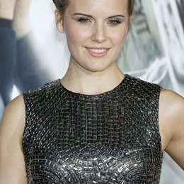 "Maggie Grace / Filmpremiere ""Non-Stop"" / Interview Poster"