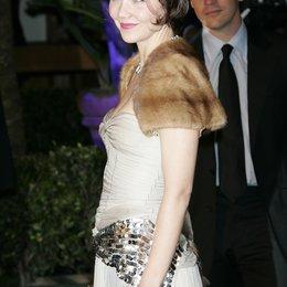 Vanity Fair Oscar Party 2005 / Oscar 2005 / Maggie Gyllenhaal Poster