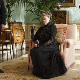 Downton Abbey / Maggie Smith Poster