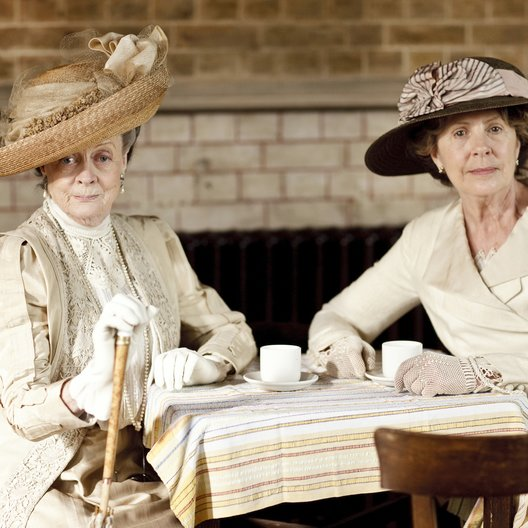 Downton Abbey / Maggie Smith / Penelope Wilton Poster