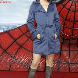 "Maike von Bremen / ""The Amazing Spider Man"" Photocall Poster"