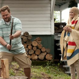 Cottage Country / Tyler Labine / Malin Akerman Poster