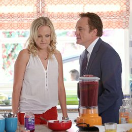 Trophy Wife / Malin Akerman / Bradley Whitford Poster