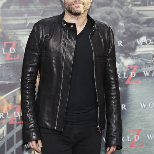 "Marc Forster / Filmpremiere ""World War Z"" Poster"