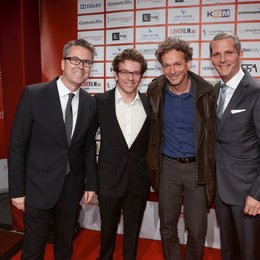 Entertainment Night 2012 / Video Champion 2012 / Ulrich Höcherl, Christian Ditter und Marc Gabizon, Peider Bach Poster