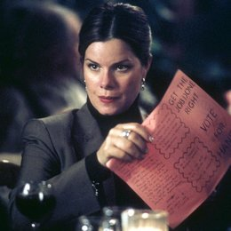 Willkommen in Mooseport / Marcia Gay Harden Poster