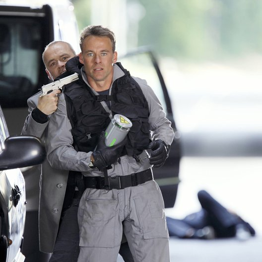 Alarm für Cobra 11 - Die Autobahnpolizei (18. Drehstaffel, 6 Folgen) (RTL) / Erdogan Atalay / Tom Beck Poster