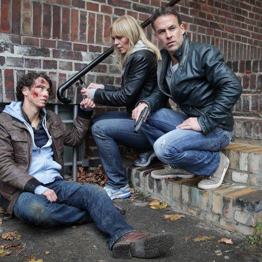 SOKO Leipzig (14. Staffel, 23 Folgen) (ZDF) / Melanie Marschke / Marco Girnth / Nikolai Mohr Poster