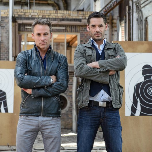 SOKO Leipzig: Bewegliche Ziele (ZDF) / Marco Girnth / Tobias Oertel Poster