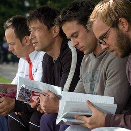 War ich gut? (ProSieben) / Moritz Lindbergh / Marco Girnth / Jan Sosniok / Dominik Boeer Poster