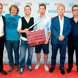 Tele 5 Director's Cut / Steven Gätjen, Marcus H. Rosenmüller, Nico Zavelberg, Florian David Fitz, Sönke Wortmann, Ulrich Höcherl Poster