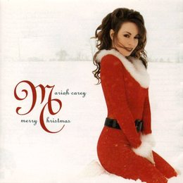 Carey, Mariah: Merry Christmas Poster
