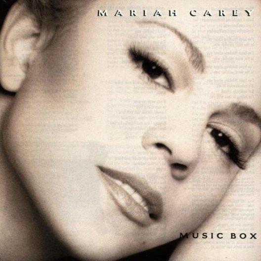 Carey, Mariah: Music Box Poster