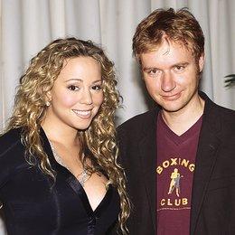 Carey, Mariah / Tim Renner (Chairman & CEO Universal Music Deutschland) / Gala - Verleihung Goldenes Lenkrad 2002 Poster