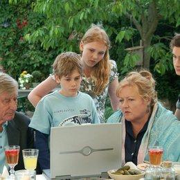 Geheimnis meiner Schwester, Das (ARD) / Siegfried Rauch / Isolda Dychauk / Marianne Sägebrecht / Walter Kreye