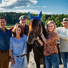 Inga Lindström: Der Traum vom Siljansee (ZDF) / Anja Nejarri / Volkert Kraeft / Hary Prinz Poster