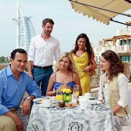 Kreuzfahrt ins Glück: Hochzeitsreise nach Dubai (ZDF / ORF) / Jessica Boehrs / Birthe Wolter / Marcus Grüsser / Jochen Schropp / Marie Rönnebeck