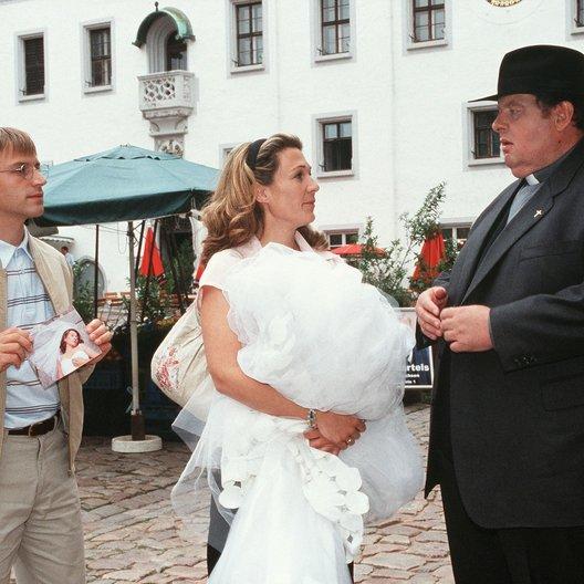 Pfarrer Braun: Der unsichtbare Beweis / Daniel Mezger / Marie Rönnebeck / Ottfried Fischer